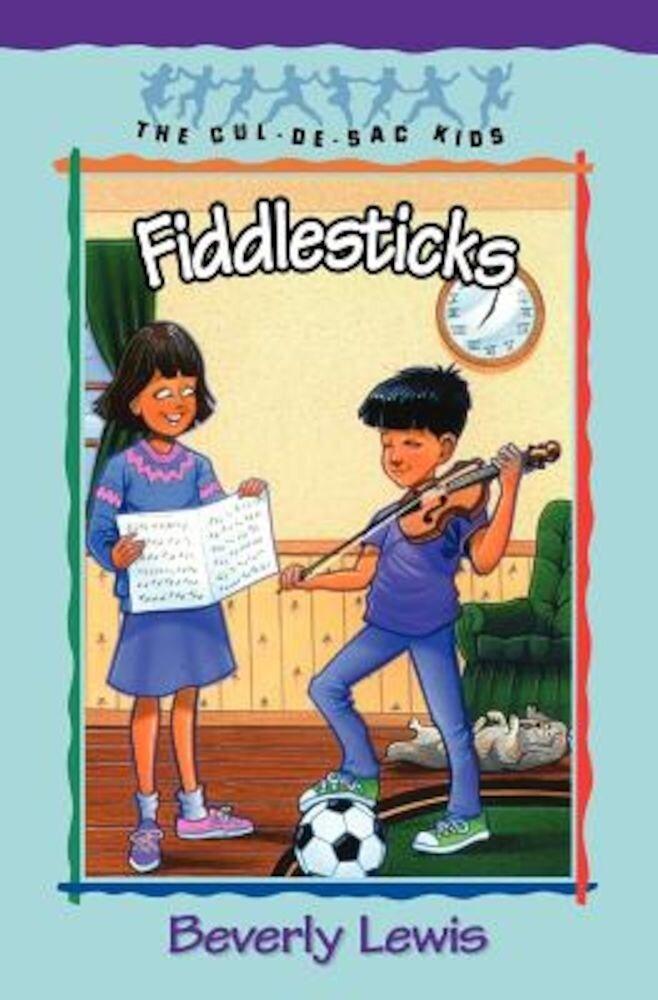 Fiddlesticks, Paperback