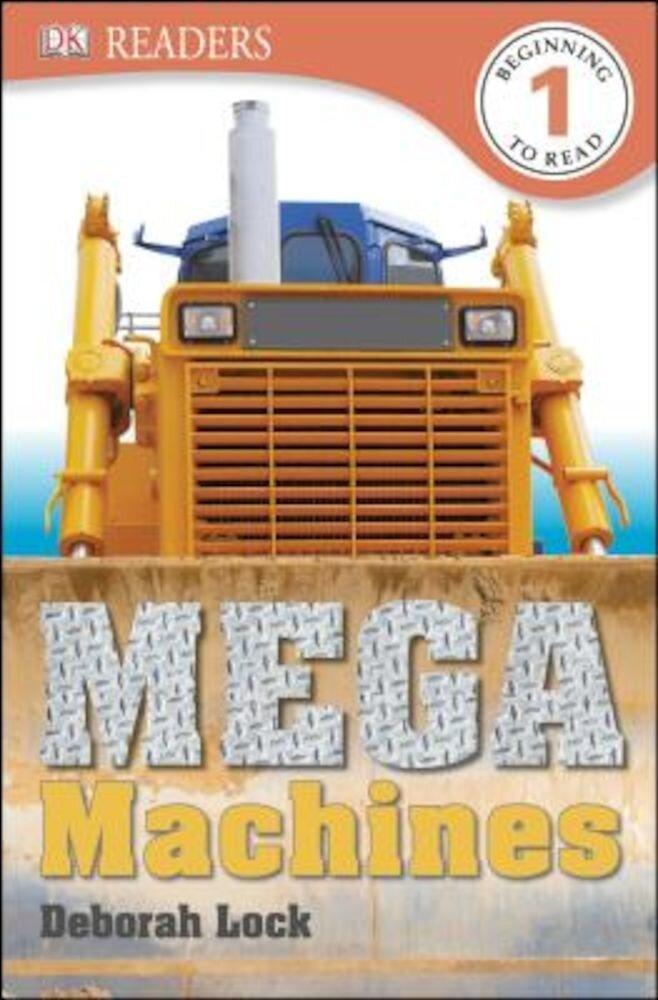 Mega Machines, Paperback