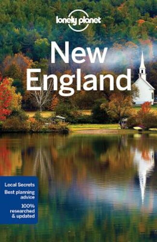 Lonely Planet New England, Paperback