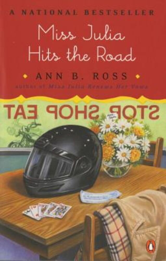 Miss Julia Hits the Road, Paperback