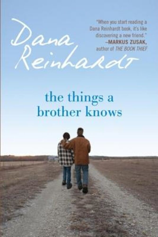 The Things a Brother Knows, Paperback
