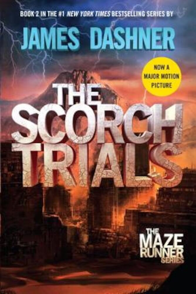 The Scorch Trials, Hardcover