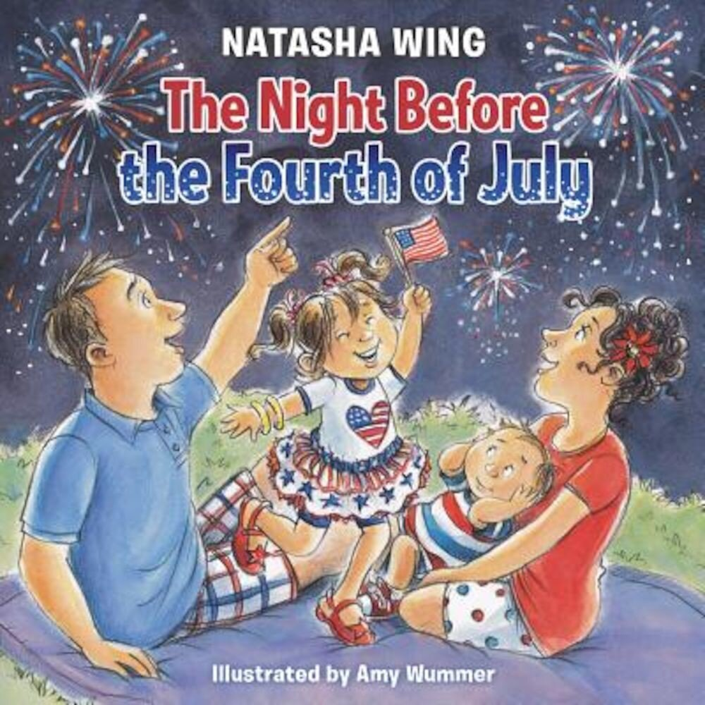 The Night Before the Fourth of July, Paperback