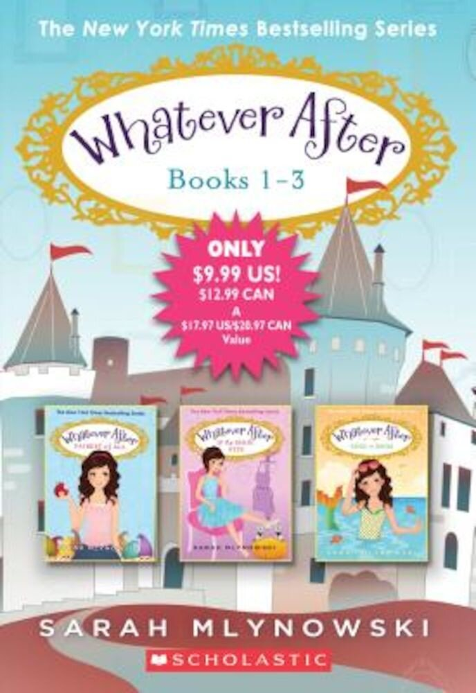 Whatever After Books 1-3, Paperback