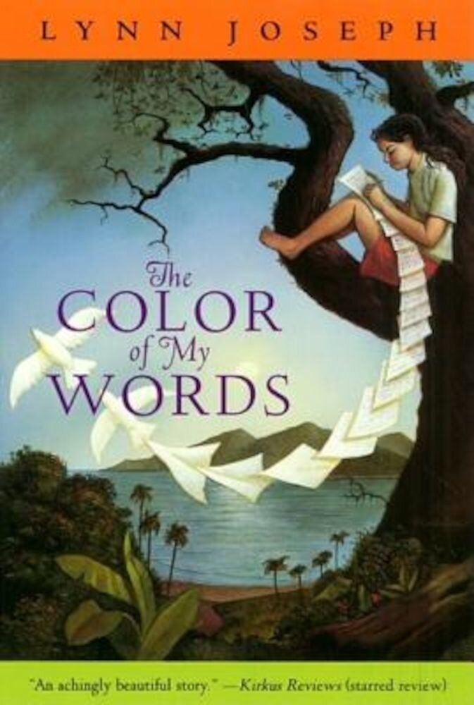The Color of My Words, Paperback