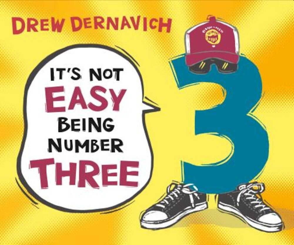 It's Not Easy Being Number Three, Hardcover