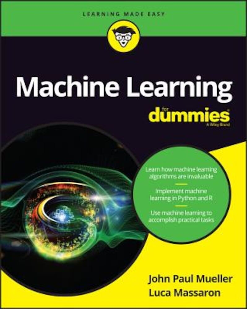Machine Learning for Dummies, Paperback