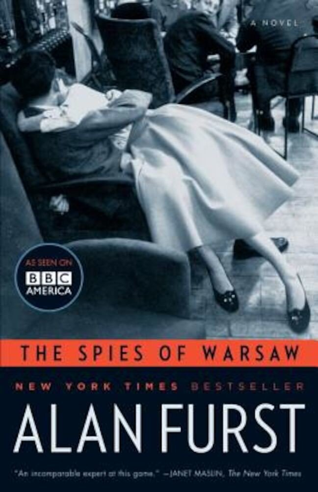 The Spies of Warsaw, Paperback