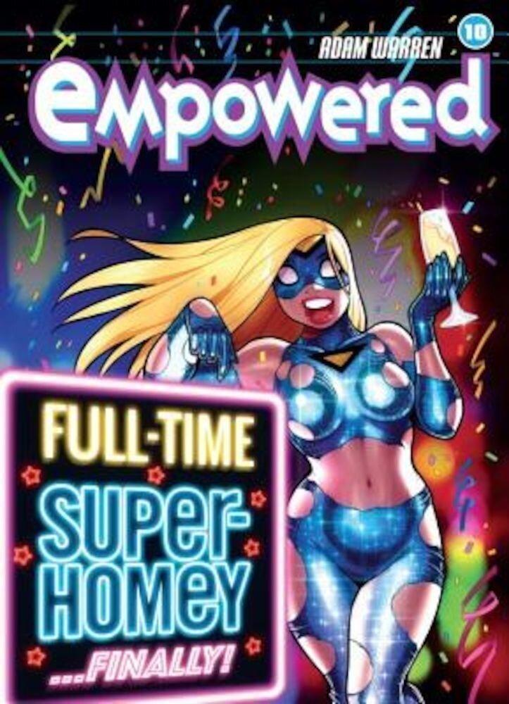 Empowered Volume 10, Paperback