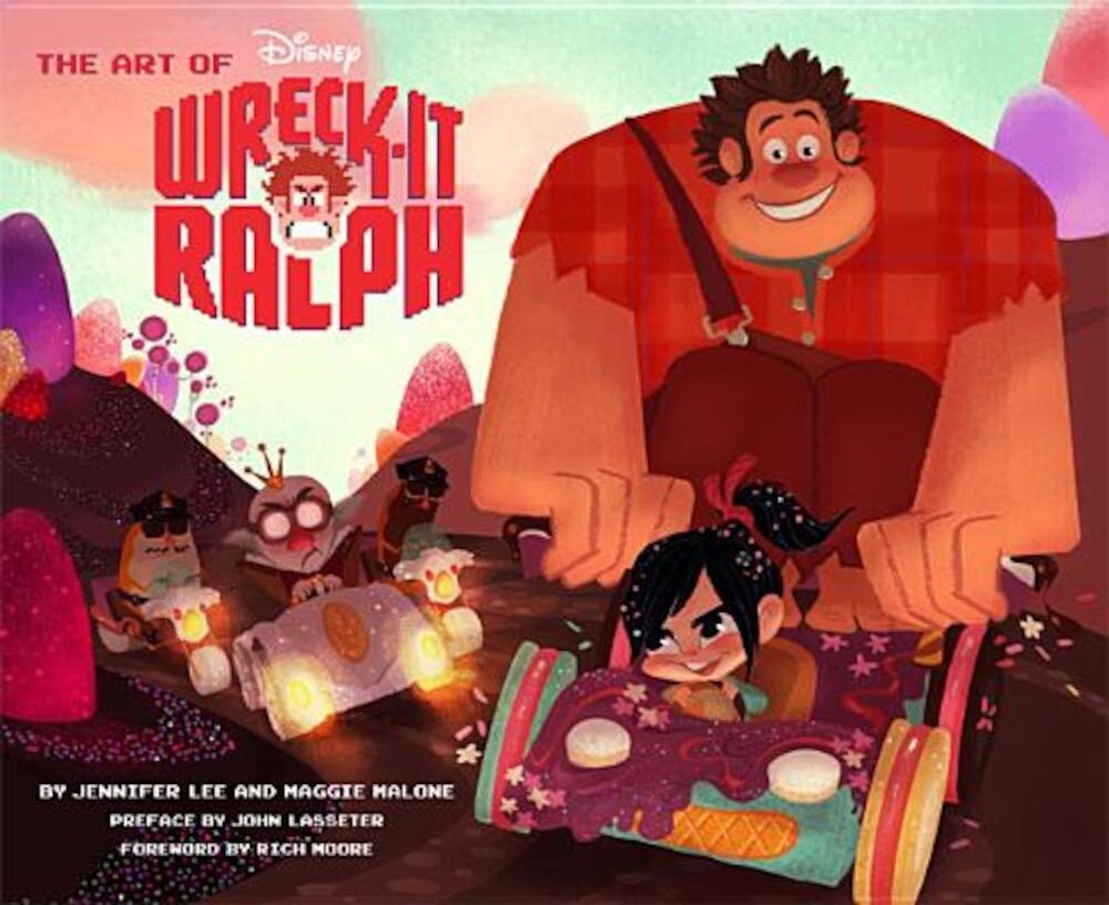 The Art of Wreck-It Ralph, Hardcover
