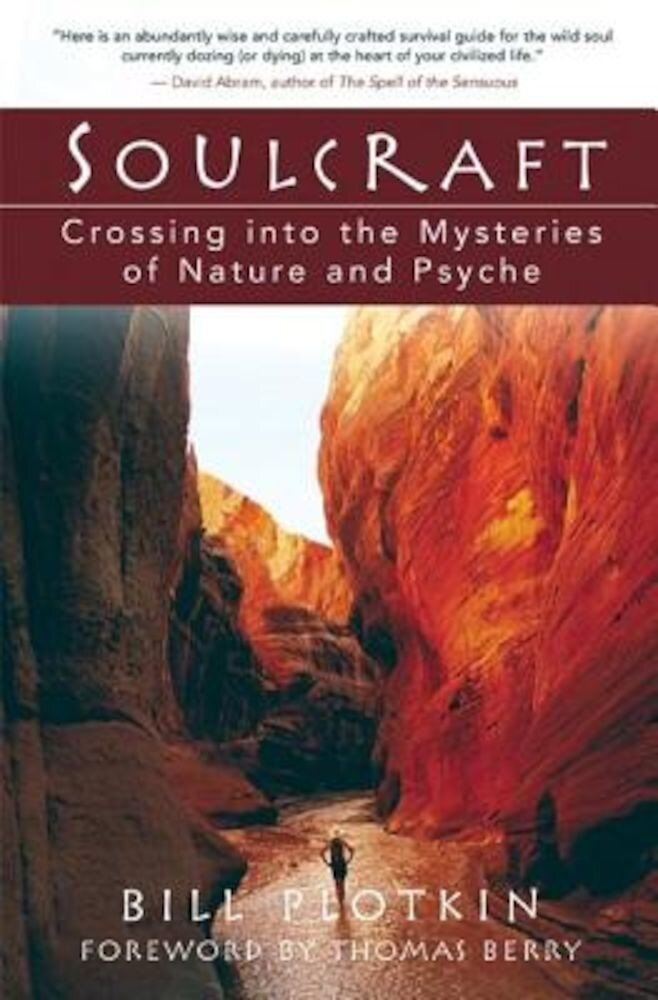 Soulcraft: Crossing Into the Mysteries of Nature and Psyche, Paperback