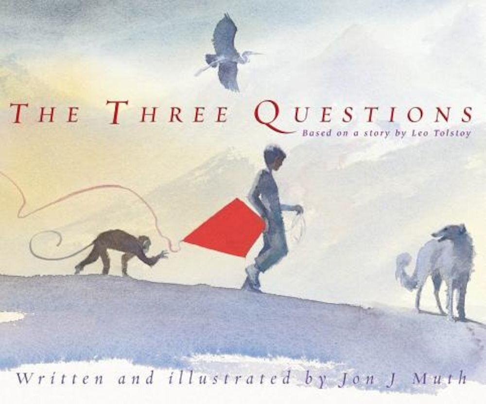 The Three Questions, Hardcover