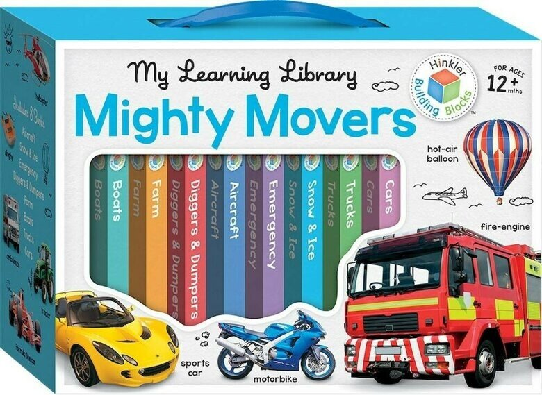 Learning Library Mighty Movers