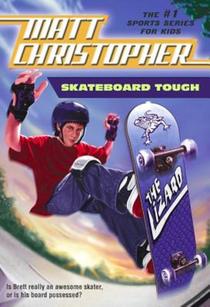Skateboard Tough, Paperback