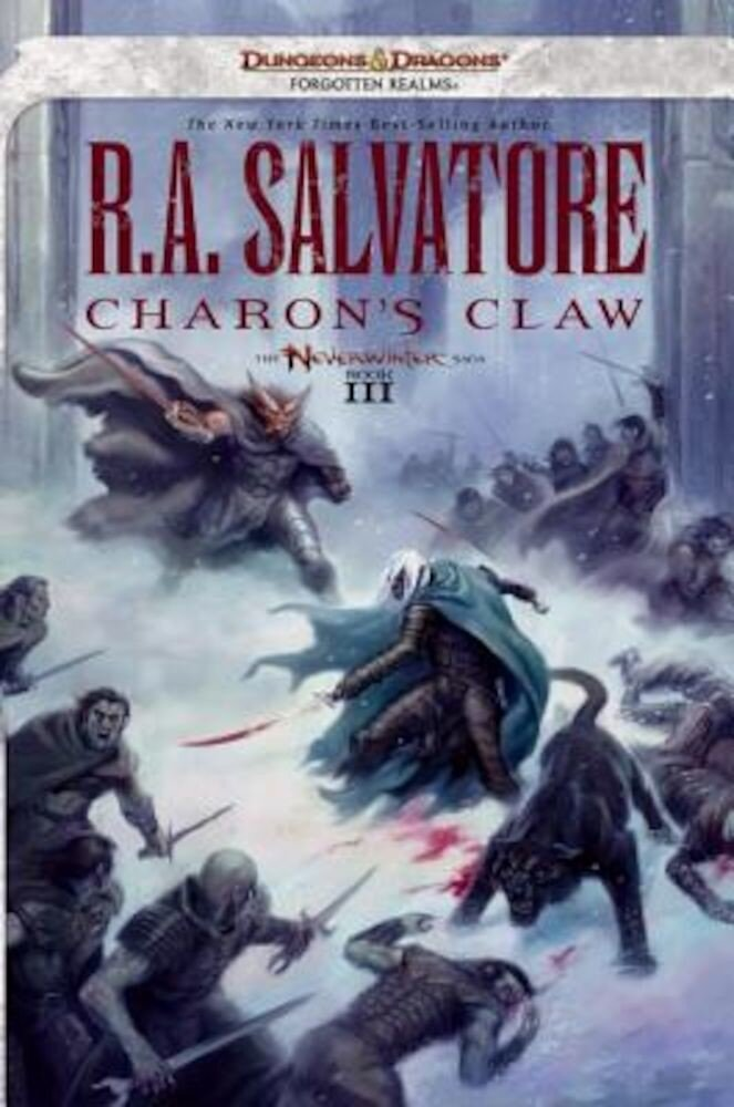 Charon's Claw, Paperback