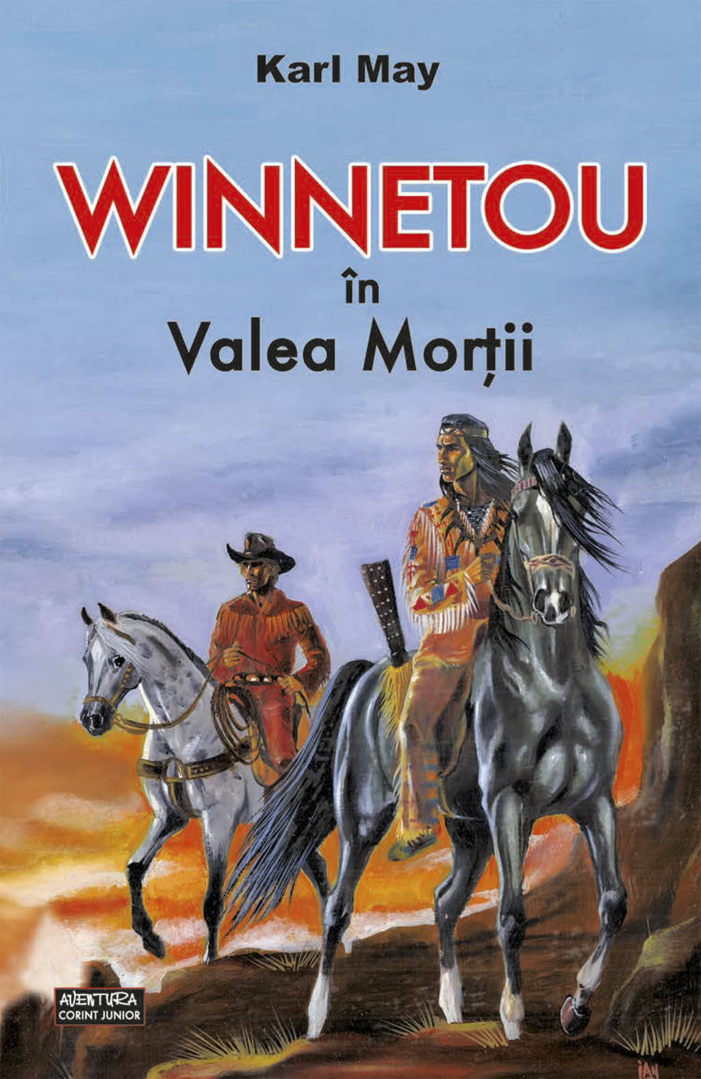 Winnetou in Valea Mortii (eBook)