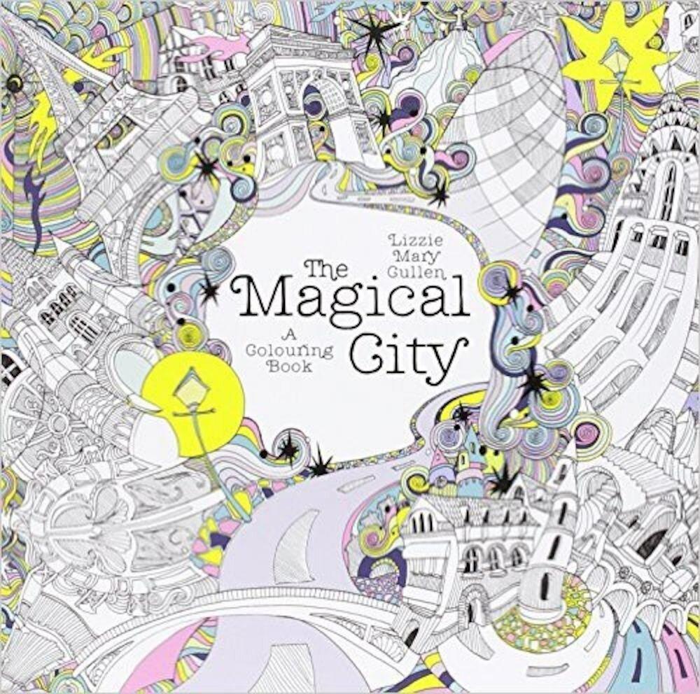 Coperta Carte The Magical City