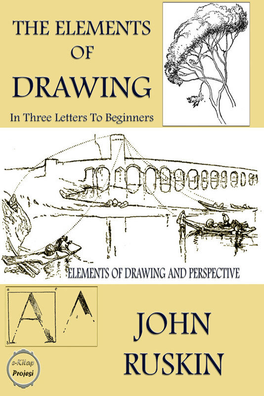 The Elements of Drawing (eBook)