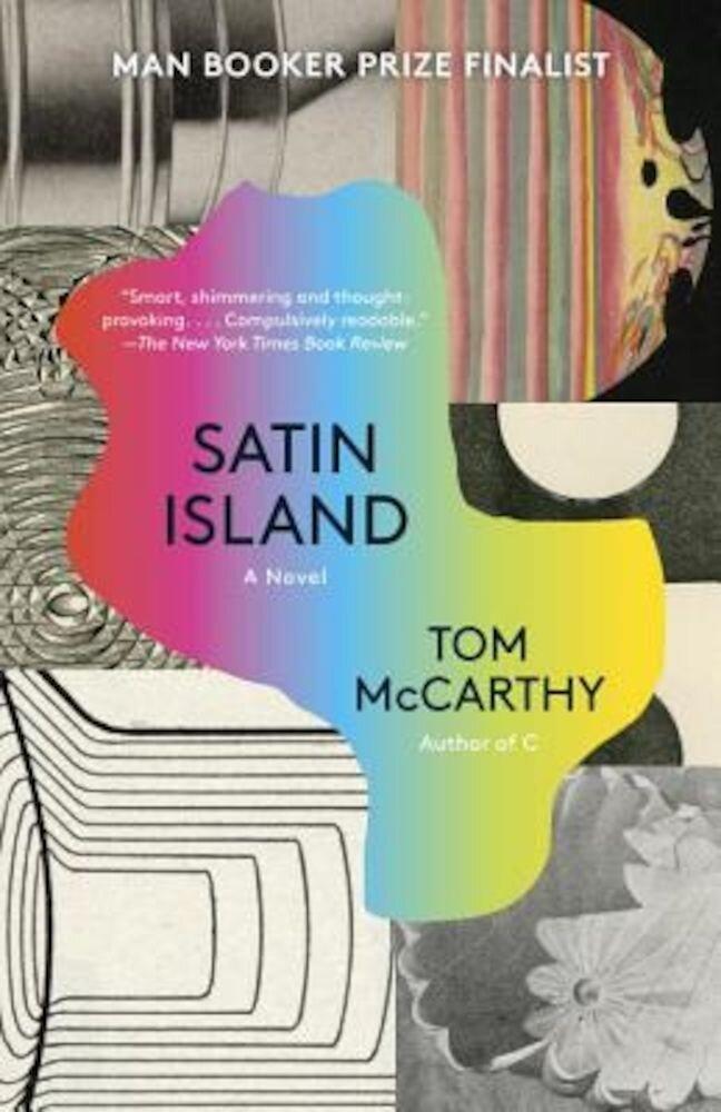 Satin Island, Paperback