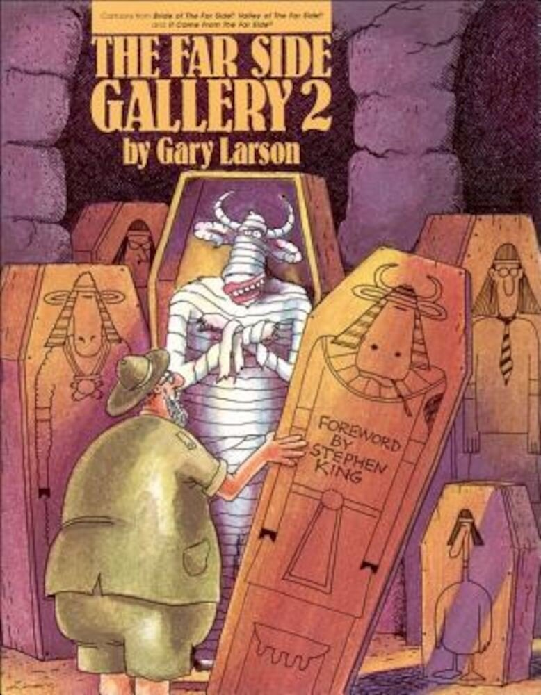 The Far Side Gallery 2, Paperback