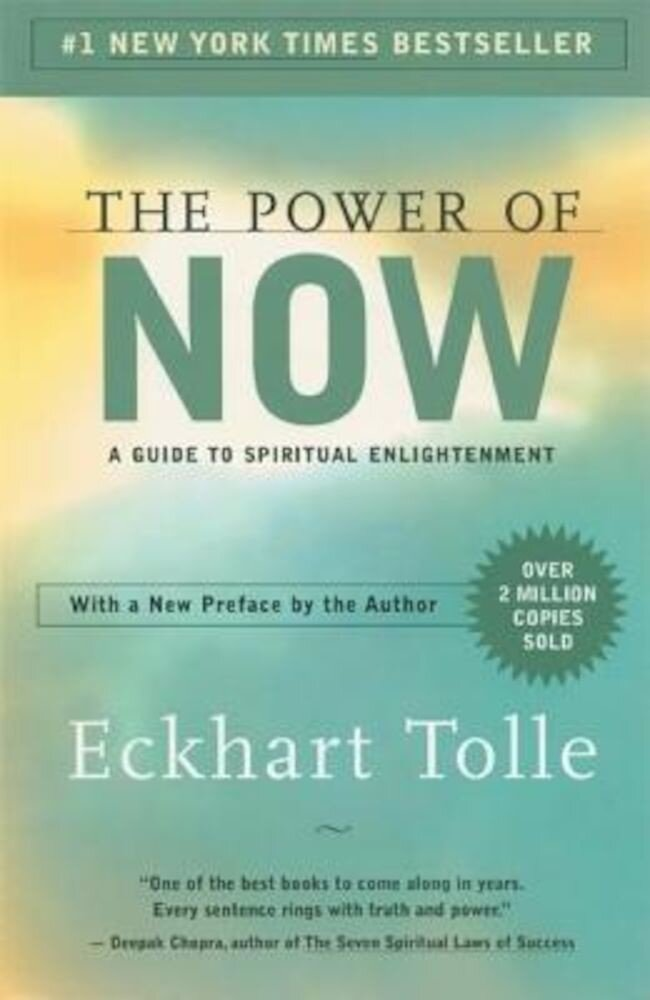 The Power of Now: A Guide to Spiritual Enlightenment, Paperback