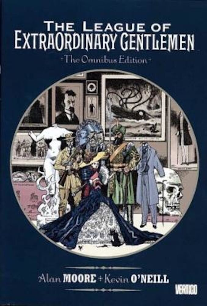 The League of Extraordinary Gentlemen Omnibus, Paperback