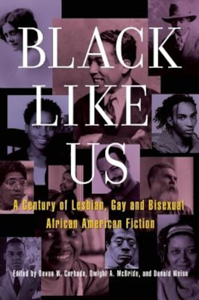 Black Like Us: A Century of Lesbian, Gay, and Bisexual African American Fiction, Paperback