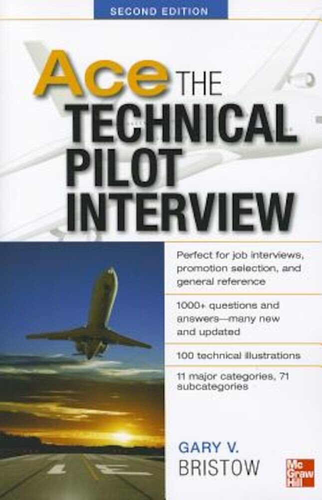 Ace the Technical Pilot Interview, Paperback