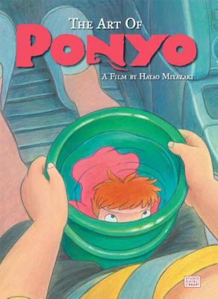 The Art of Ponyo, Hardcover