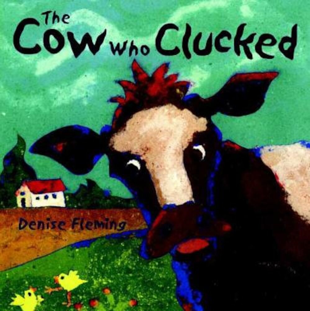 The Cow Who Clucked, Hardcover