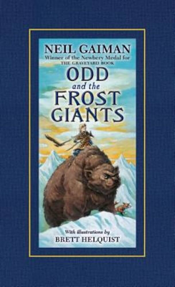 Odd and the Frost Giants, Hardcover