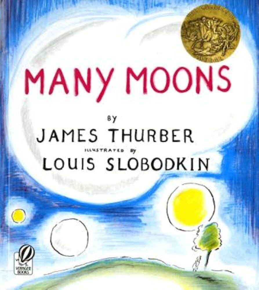 Many Moons, Paperback