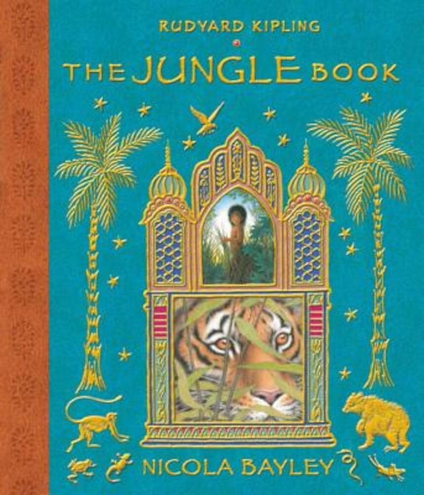 The Jungle Book: Mowgli's Story, Hardcover