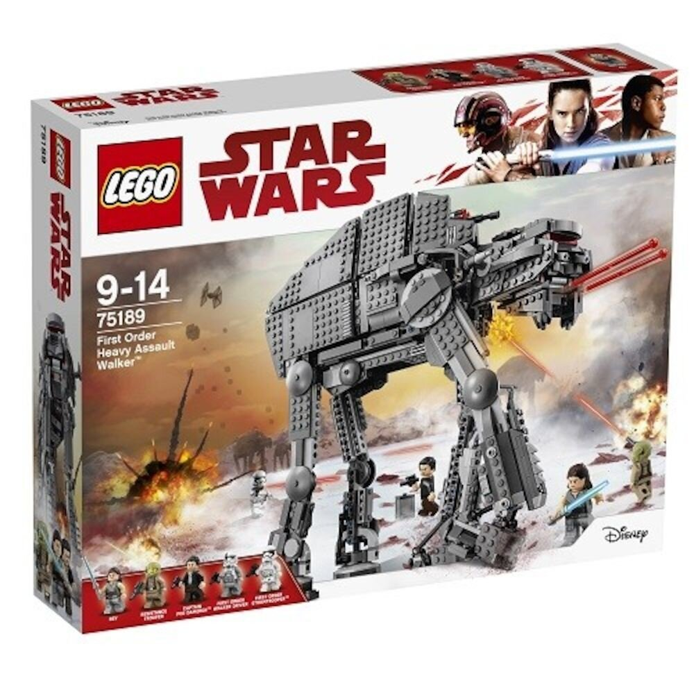 LEGO Star Wars, Heavy Assault Walker al Ordinului Intai 75189
