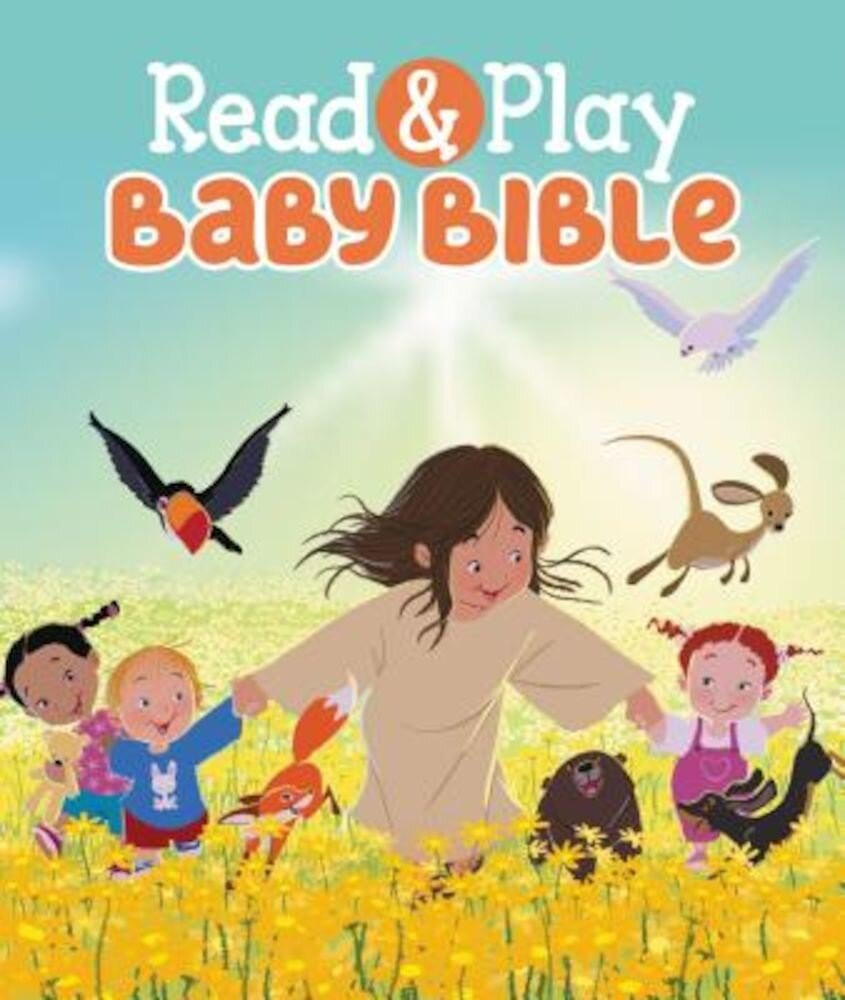 Read and Play Baby Bible, Hardcover