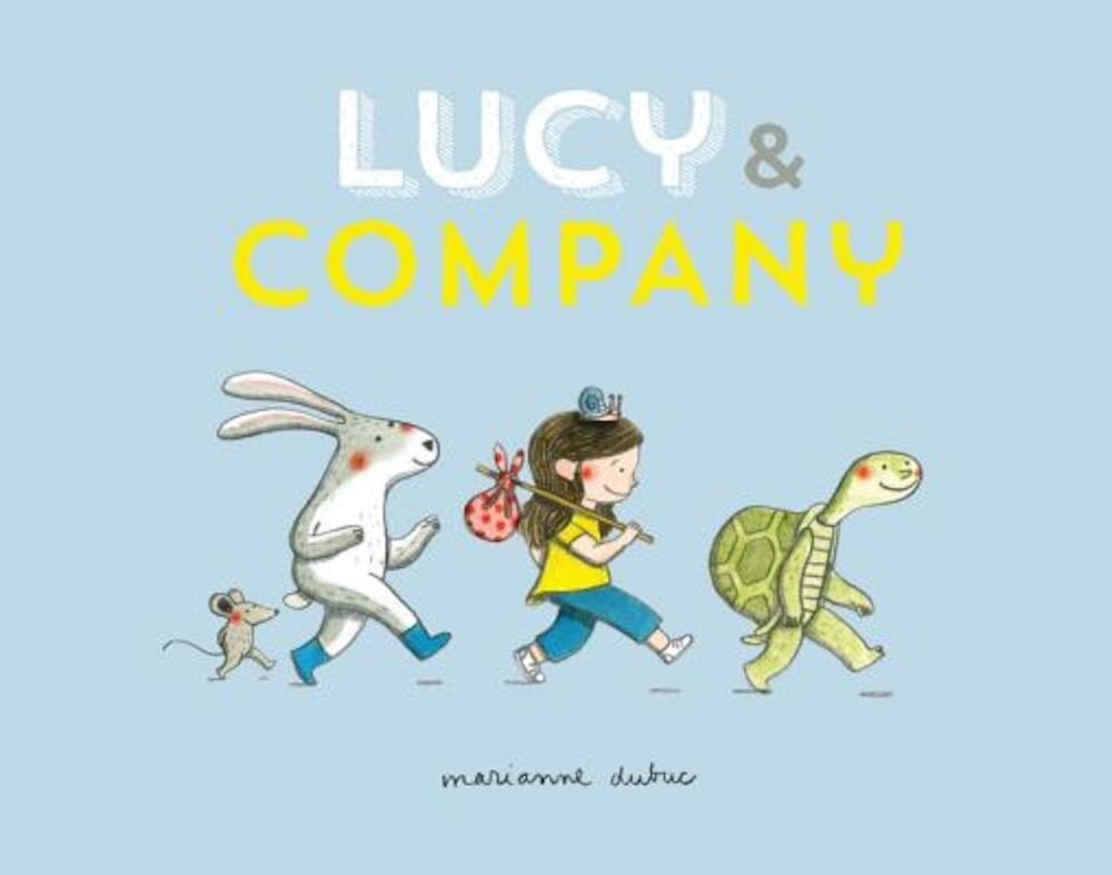 Lucy and Company, Hardcover