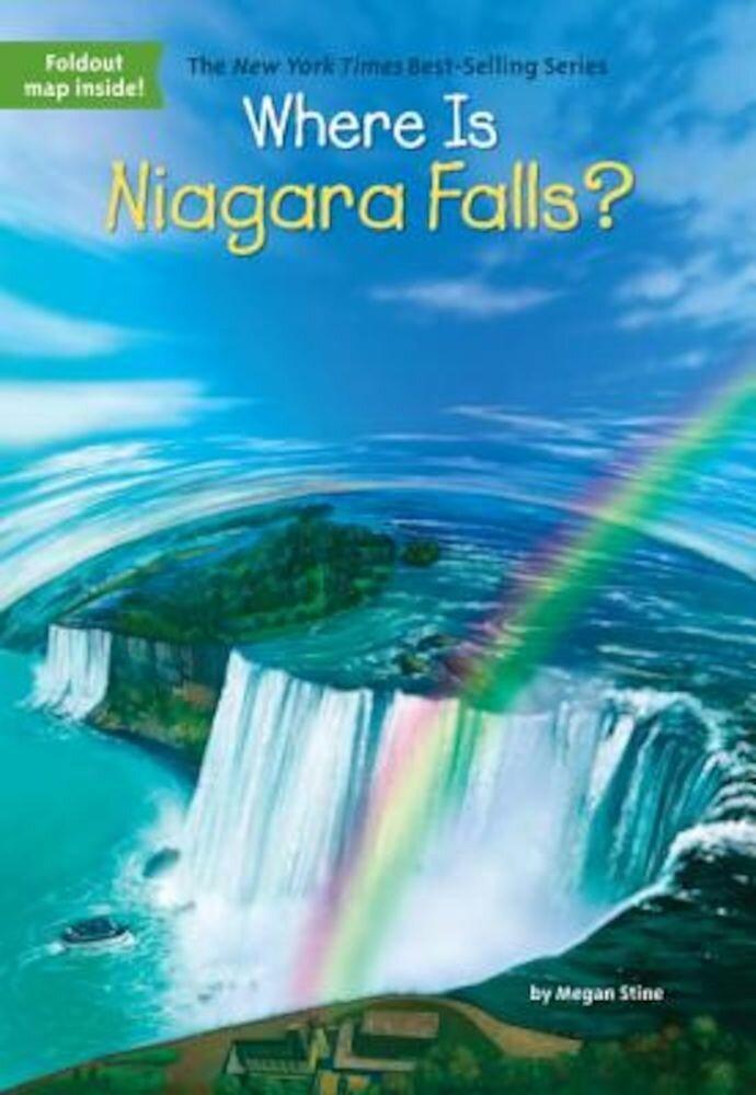Where Is Niagara Falls?, Paperback