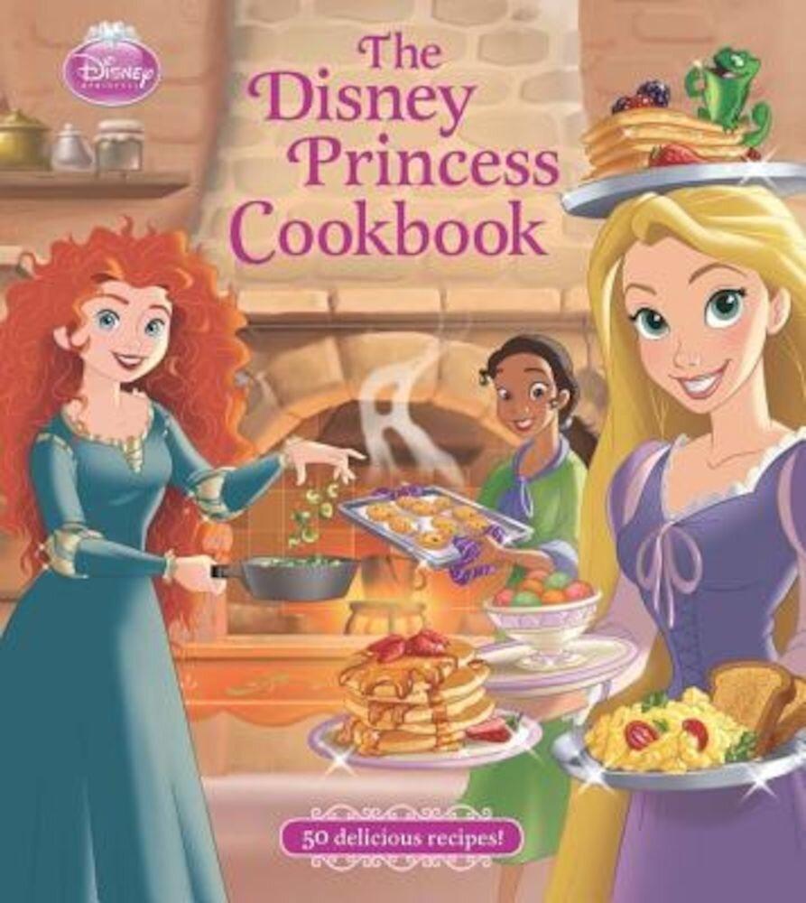 The Disney Princess Cookbook, Hardcover