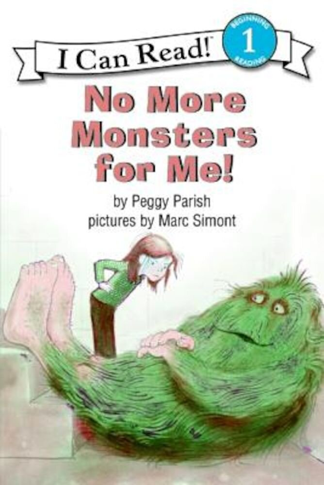 No More Monsters for Me!, Paperback