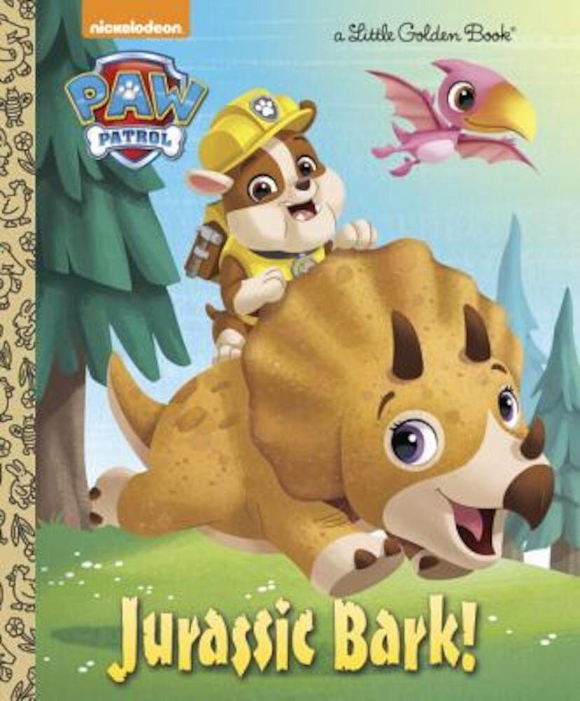 Jurassic Bark! (Paw Patrol), Hardcover