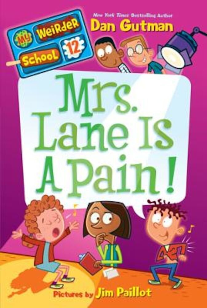 Mrs. Lane Is a Pain!, Paperback