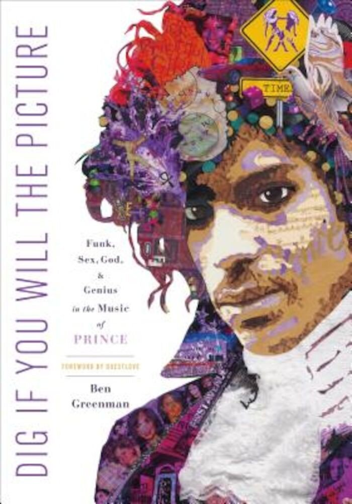 Dig If You Will the Picture: Funk, Sex, God and Genius in the Music of Prince, Hardcover