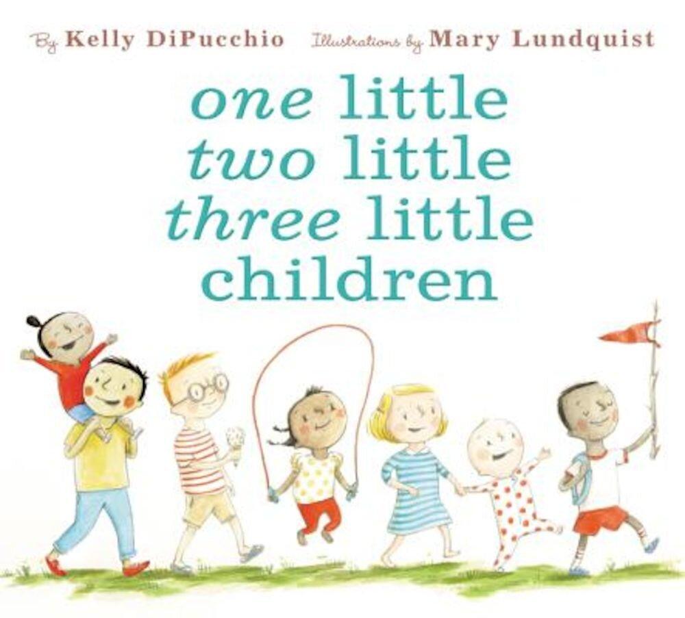 One Little Two Little Three Little Children, Hardcover