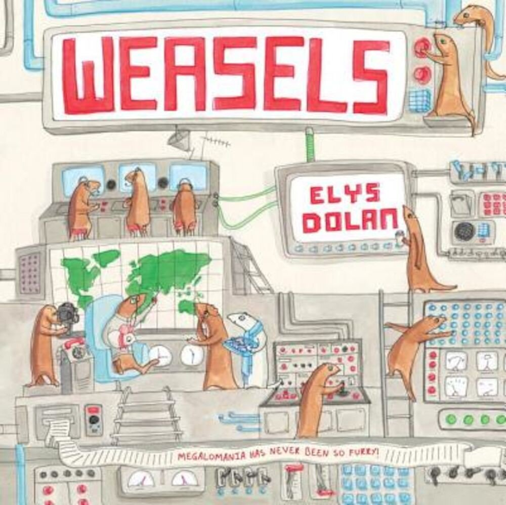 Weasels, Hardcover