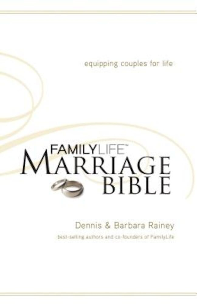Family Life Marriage Bible-NKJV, Hardcover