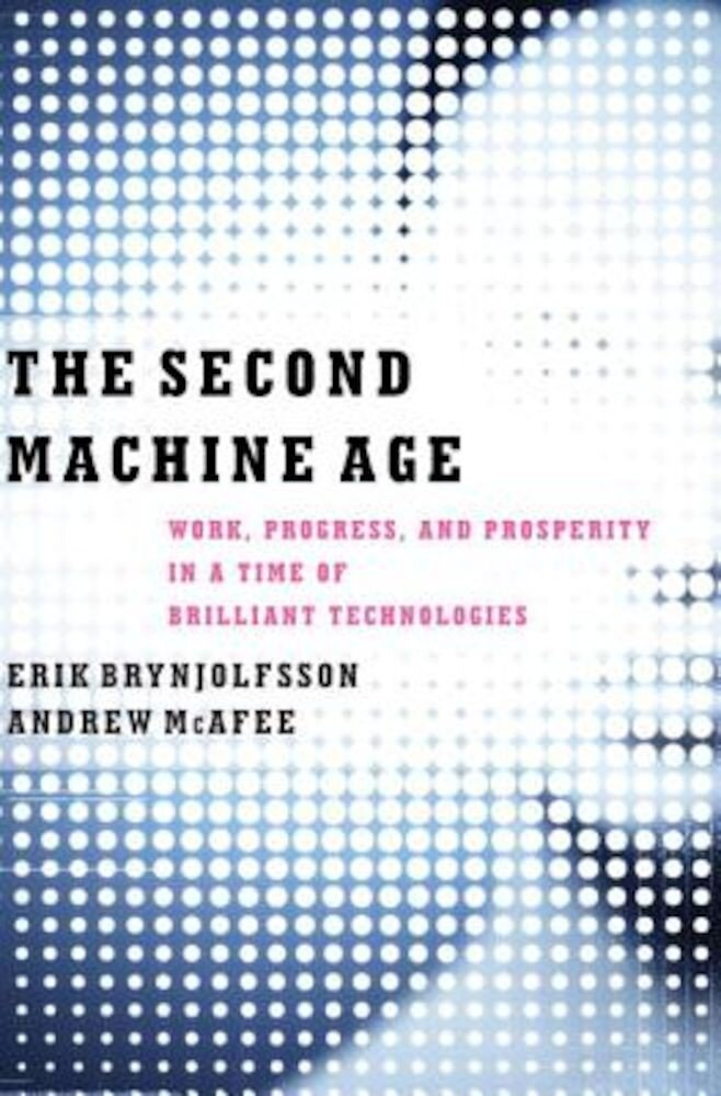 The Second Machine Age: Work, Progress, and Prosperity in a Time of Brilliant Technologies, Hardcover