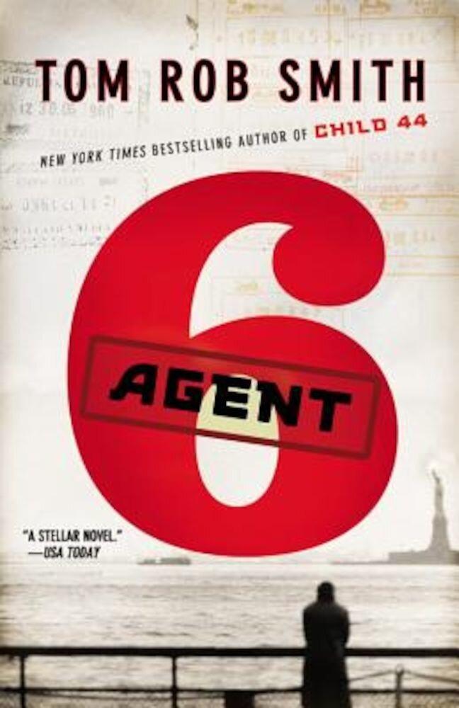 Agent 6, Paperback