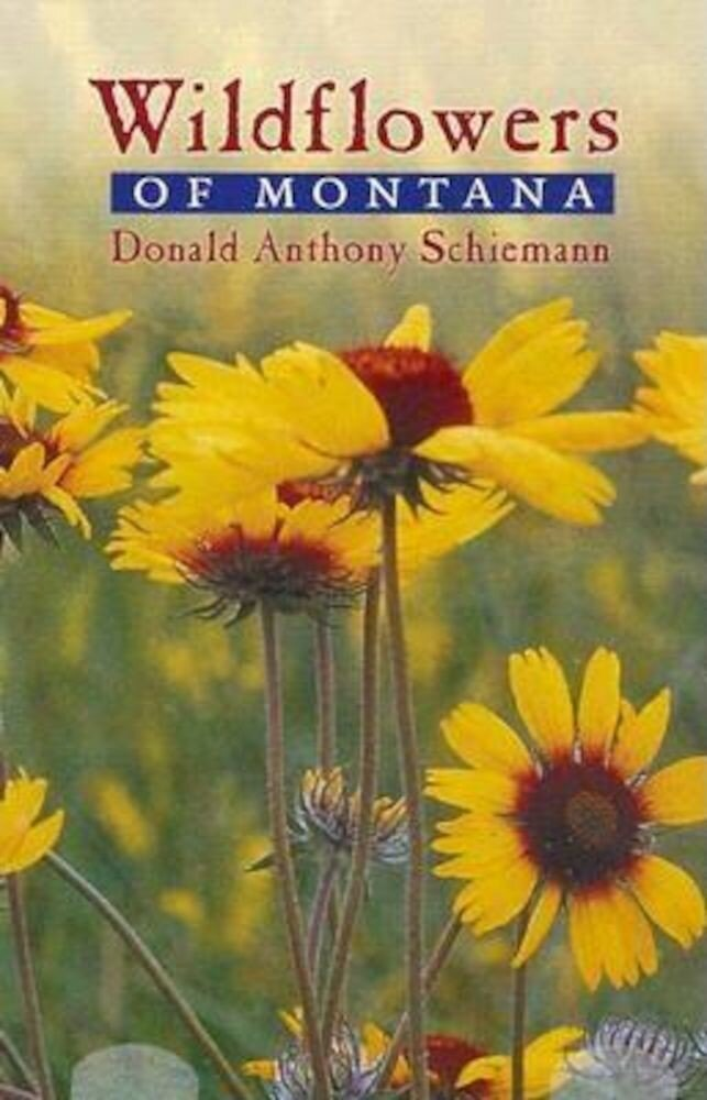 Wildflowers of Montana, Paperback