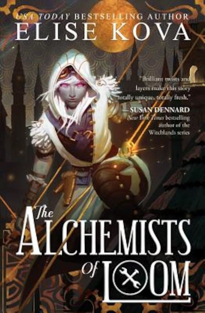 The Alchemists of Loom, Hardcover