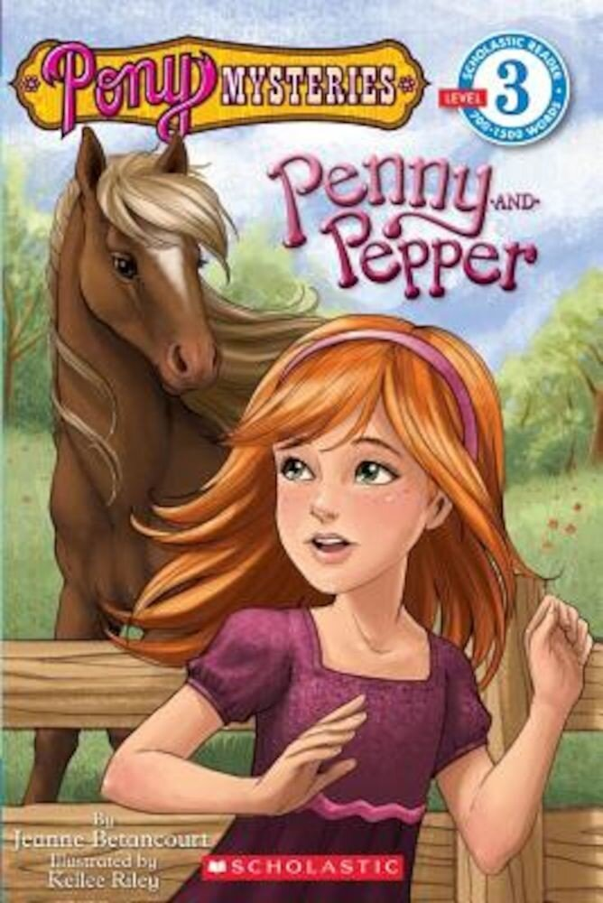 Pony Mysteries: Penny and Pepper, Paperback